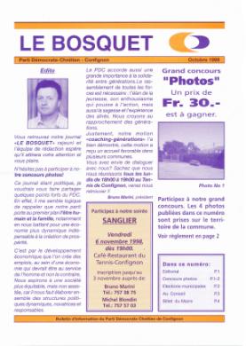 Bosquet 1998-10