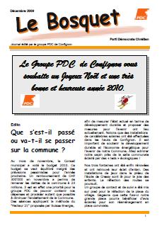 Bosquet 2009.12