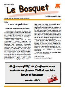 Bosquet 2012.12